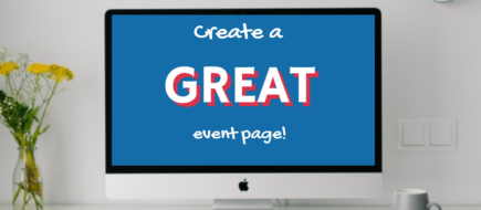 online ticketing platform, create event